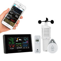 S82950 La Crosse Technology Wind & Weather Station with AccuWeather Forecast