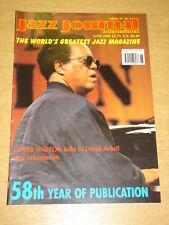 JAZZ JOURNAL INTERNATIONAL VOL 58 #6 2005 JUNE CEDAR WALTON TUTTI CAMARATA