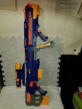 Nerf Guns - Longshot w. Pistol & Scope plus a Rapidfire 20