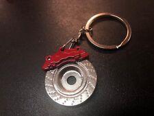 NEW ALU KEY RING BRAKE KIT STYLE (3.6CM) X1 FOR VW GOLF R AUDI RS3 RS6 VAG 2.0T