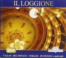 2Cd + MP3 Omaggio Lirica Classica  Callas, Del Monaco, Domingo