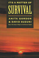 Its A Matter of Survival by GORDON (Paperback book, 1992)