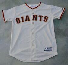 Majestic Cool Base MLB SF Giants Joe Panik Jersey Size: Youth Medium 10/12