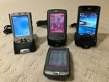 (1) Hp Ipaq Hx4700,(2) Hx2495's and (1) Hx2200 Pda Bundle! Original owner!