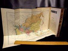 EMPIRES CITIES ASIA w/MAP China Japan Russia Arabia Persia Turkey RARE ANTIQUE