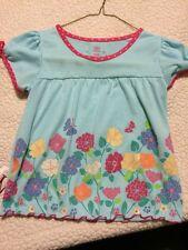 Girls Sleepwear Top Size M 7-8 Faded Glory