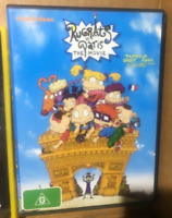 Rugrats In Paris - The Movie - DVD - FREE POST