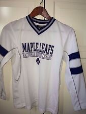NHL Official Toronto Maple Leaf Jersey - Youth Medium