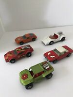 1970's Matchbox Lesney Cars Lot Of 5