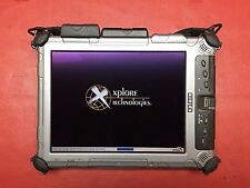 Xplore TABLET iX104C5 Rugged Tablet 1.07Ghz i7 ,4GB 80GB SSD GPS IX104 C5