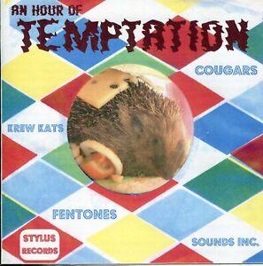 V/A - CD  An Hour Of Temptation (Stylus)  rare UK 60s Instrumentals