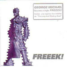 CD single George MICHAEL - The BEATLESFreek 2-Track CARD SLEEVE with french sti