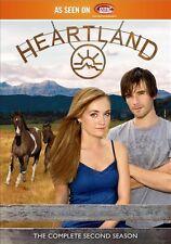 HEARTLAND SEASON 2 Sealed New 5 DVD Set