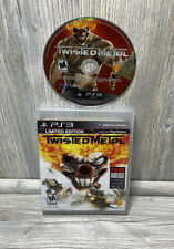 Limited Edition Twisted Metal PlayStation 3 PS3, 2012 No Manual Cleaned & Tested