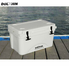 Dolphin T Top 50QT (45L) Marine Grade Fishing Cooler Box Keep Cold 96+ Hours