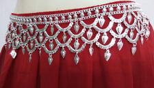 Turkish Sil Gypsy Belt Belly Dance Tribal Jewelry Banjara Afghan Ethnic Design