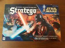 Star Wars Stratego Edition Board Game Milton Bradley 2002
