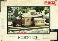 PIKO 62042 Lokschuppen Rosenbach Spur G