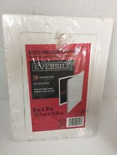"Everbilt APD69 Access Panel Door with Frame 6"" x 9"" White 154978 Paintable"