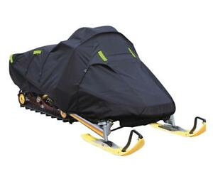 Super Quality Trailerable Snowmobile Sled Cover fits Polaris 600 Rush XCR 137 2017-2019