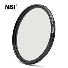 NiSi 58mm CPL Dus Mince Professionnel Ultra Mince C-PL Filtre Polarisant Filtre