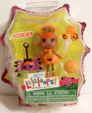 2013  HALLOWEEN LaLaLOOPSY *PUMPKIN Candle Light* Mini Collectible Doll