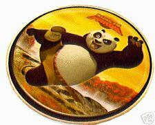 KUNG FU PANDA movie PO FLYER Frisbee cereal Flying Disc 2 KEEBLER Cookies