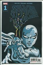 SILVER SURFER: BLACK #1 - TRADD MOORE ART & MAIN COVER - MARVEL COMICS/2019