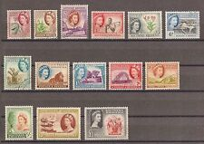 SOUTHERN RHODESIA 1953 SG 78/91 Fine Used Cat £110