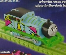Thomas & Friends Fisher-Price TrackMaster Motorized Hyper Glow Thomas NEW