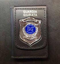Portatessera Guardia Giurata GG Argento VEGA HOLSTER 1WD152