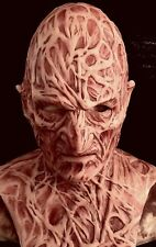Freddy Inferno Part 4 2.0 Silicone Mask by WFX, Michael Myers, Krueger, Jason