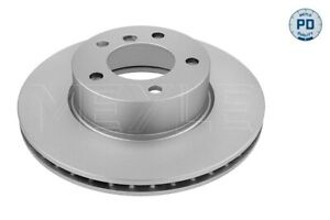 MEYLE PD Brake Rotor Front Pair 383 523 3059/PD fits BMW 3 Series 318 i (E90)...