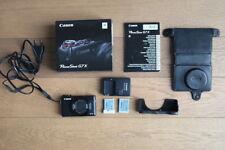 Canon PowerShot G7 X 20.2 MP con Accessori. Perfetta, mio feed 100%