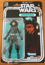 "40th Anniversary Death Squad Commander vintage Black Series 6 inch "" STAR WARS"