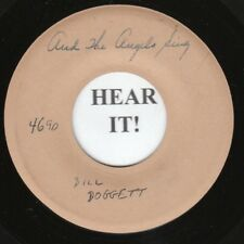 Bill Doggett R&B 45 (King Test Pressing 4690) And The Angels Sing /Eventide Vg+