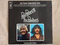 Paul Revere & The Raiders All-Time Greatest Hits 2 LPs Excellent
