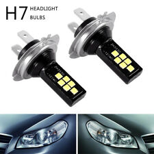 4x H7 Car LED Headlight Kits 120W 1400LM FOG Lights Bulbs 6000K Driving DRL Lamp