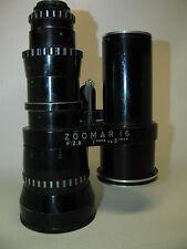 Zoomar 16 1-3 inch f:2.8 C-Mount Zoom Lens