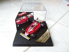 Ferrari 312T2 Clay Regazzoni Belgian GP 4068 #2 Quartzo 1/43 1976 F1 Formule 1