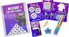Pre Filled Magic Wizard Party Bag Children's Parties Wedding Birthday Rewards