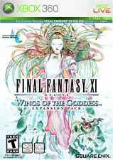 Final Fantasy XI Online: Wings of the Goddess Exp Pack - Xbox 360
