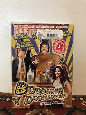 DVD 4 Peliculas Borrachos Y Desmadrosos Sexy Comedia  Alfonso Zayas