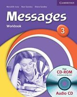 Messages 3 Workbook with Audio CD/CD-ROM: Level 3, Goodey, Noel, Goodey, Diana,