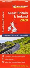 Great Britain & Ireland 2020 - Michelin National Map 713 (Michelin National Maps