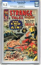 Strange Tales  #149  CGC  9.2   NM-   Off -white to wht pgs 10/66  Jack Kirby la