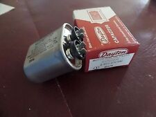 Dayton 4X424, 2 MFD 370 VAC, Oil Capacitor