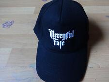 Black Thrash Heavy Metal Cap Gestickt  Mercyful Fate Melissa