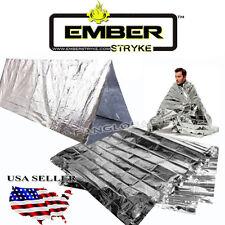 Emergency Survival Safety Mylar Solar Blanket on Sale!!