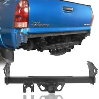 "Class 3 Trailer Hitch Receiver Rear Bumper Tow 2"" Fit 2005-2015 Toyota Tacoma"